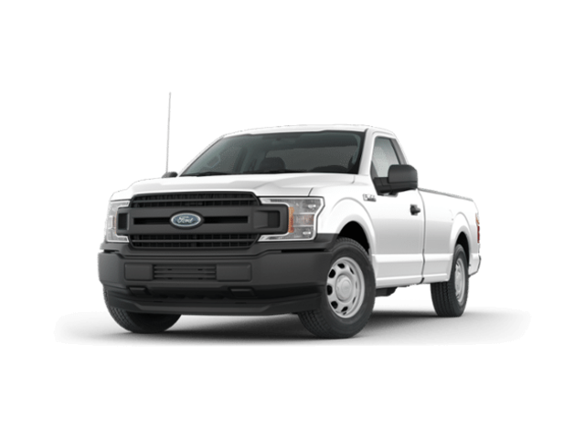 2018 Ford F-150 XL XL 2WD Reg Cab 8 Box 4x2
